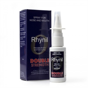 Rhynil Double Strength Stop Snoring Spray