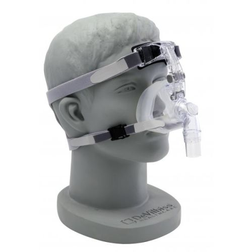 FlexSet Nasal CPAP Mask With Comfort Touch