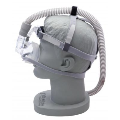 FlexSet Nasal CPAP Mask: Over the Head